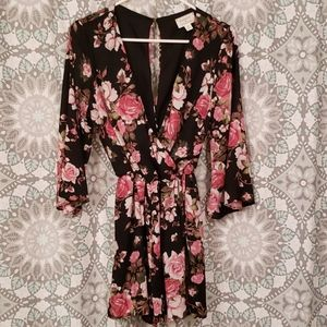 Womens romper size medium
